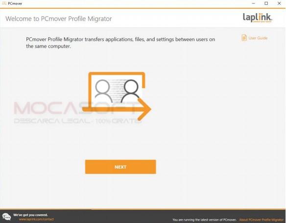 Laplink PCmover Profile Migrator Gratuit