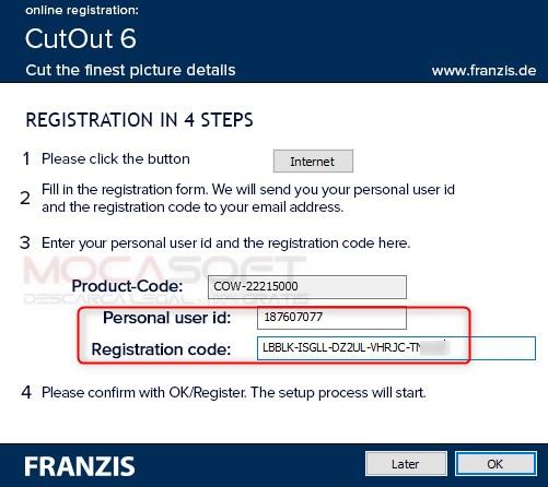 FRANZIS CutOut 6 Pro