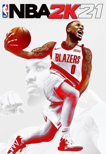 NBA 2K21 Giveaway