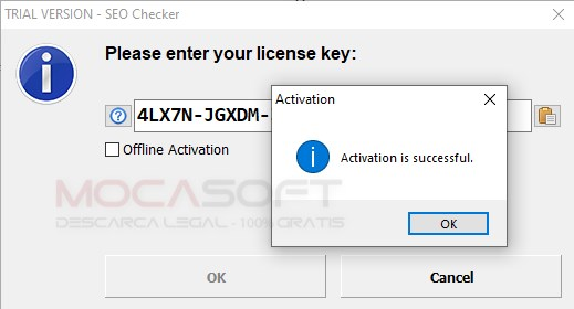 Vovsoft SEO Checker Licenta Gratuită